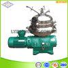 Máquina de separación centrífuga de disco de separación de algas Spirulina de descarga automática Dhc400