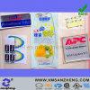 Limpar a resina epóxi colorido Resistente a Óleo Nome exclusivo etiquetas autoadesivas