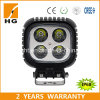 Bündiges Mount 40watt 5 '' Square Offroad LED Work Light