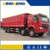 Sinotruk HOWO 8X4 팁 주는 사람 트럭 (ZZ3257N3647A)