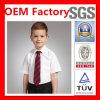 Uniforme scolaire de Boy S Primary et uniforme scolaire Coutume-effectué Shirt Design de Cotton