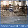 Fabricação de fábrica 304 # Steel Steel Carving Bronze Railing / Balustrade