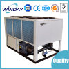 Refrigerador del tornillo y pompa de calor refrescados aire para el uso industrial