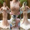 La célébrité rectifie des robes de bal d'étudiants d'usager de cocktail perlant la robe de soirée Ld11541
