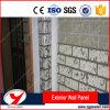 Tarjeta exterior del cemento de la fibra