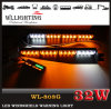 Indicatori luminosi di precipitare bianchi ambrati della piattaforma di colore LED di Multi-Tensione