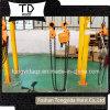 Bloc de poulie à chaînes de 5 tonnes/blocs à chaînes/élévateur à chaînes manuel
