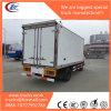 dimension de camion de conteneur de camion de cargaison du réfrigérateur 4X2