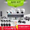 Jogos prendidos 720p análogos da câmera da abóbada da bala do CCTV Ahd Tvi Cvi 4in1 HD