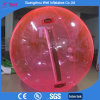 Шарик Zorb шарика розовой воды цвета PVC/TPU гуляя раздувной акватический