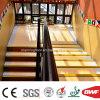 모래 색깔 병원 헬스케어 학교 Boya 2.6mm를 위한 연약한 Antislip 비닐 마루 PVC 갯솜 지면