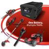 Ionenbatterie-Satz 18.5V13ah Soem-18650lithium für Rasenmäher