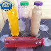 310ml de Fles van het Glas van de Drank van het Vruchtesap. een dekking van de Fles van het Glas