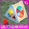 2015 nagelneues Wooden Block Toy, Blcok Toy Wood für Bzby, Educational Wooden Block Toy, Preschool Wood Block Toy W12D037