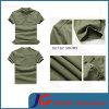 Men (JS9034m)のための中国のStyle Flaxen T-Shirt