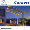 높은 Quality Polycarbonate 및 Aluminum Car Shelter (B-800)