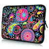 Bom Quality Neoprene Notebook Sleeve com Zipper (SNLS05)
