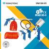 Наборы пушки брызга инструментальных ящиков воздуха Rongpeng R8031k5-G 5PCS