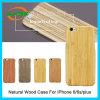 iPhone 6s/7のための元の手動性質の木製の携帯電話の箱