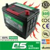 JIS-75D26 12V65AH Maintenance Free Lead Acid Car Battery