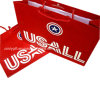 Customize Logo Printing Cardboard Paper Promotional Shopping Bags