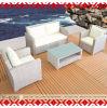 Menor tiempo de entrega personalizada Diseño al aire libre del sofá de la rota