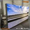 Caixa leve de alumínio reusável do diodo emissor de luz do indicador de diodo emissor de luz de Testile de matéria têxtil quente da venda