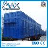 Carro 3 Axles Van Semi Trailer Trailer Manufacturer en China
