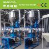 Máquina de pulir plástica del PVC del bajo costo