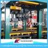 Fonderie de turbine de qualité moulant la machine de coulée continue horizontale