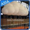 Les nuages blancs flottaient gonflable en PVC, nuage de l'hélium ballon gonflable
