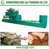Máquina de rachadura do registro de madeira hidráulico elétrico automático