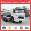 Jost Saddle를 가진 Road Heavy Tractor Truck 떨어져