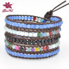 2015 Wvb-046 Fashion Healthy Care Handmade Woven Bracelet for Decoration