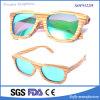 Personalizar os óculos de sol de madeira de bambu da alta qualidade