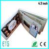 Карточки LCD/карточки видеоего Cards/TFT-Screen видео-/поздравительные открытки