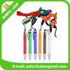Beau stylo de boule fait sur commande populaire de lanière de logo (SLF-LP015)