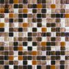 Mosaico cristalino de cristal del azulejo de mosaico del color de la mezcla (MC510)