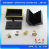 Replica in lega di zinco Cufflinks con Box Packing Promotional Gift