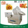 Cer zugelassene Handelsimbiss-Nahrungsmittelkartoffelchip-Zwiebeln, die Maschine braten