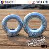 Calage de levage modifié galvanisé de noix de l'oeil DIN582 d'acier du carbone