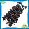 Peluches de cabelo de plástico Half Lace Wig
