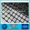 PP/Plastic Tweeassige Geogrid Behoudende Muur Geogrid