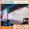 Fijos al aire libre de interior instalan la publicidad del panel de visualización de alquiler de LED