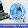 USB Fan 6 дюймов с CE & RoHS Best Selling Mini Fan Metal Fan
