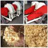Selbst gemachte hölzerne Rasiermaschine für Tierbettwäsche