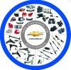 Ersatzteil-Auto zerteilt Autoteile für Chevrolet