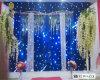 2*3m LED Stern-Tuch-Stern-Vorhang mit Cer für Hochzeits-Stadiums-Hintergrund-Bildschirmanzeige