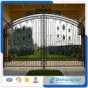 Porte classique en fer forgé classique de haute qualité avec télécommande