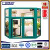 Balkon-Glasvorhang-Fenster mit doppeltem Glas